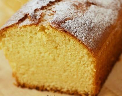 Kέικ με ελαιόλαδο και πορτοκάλι