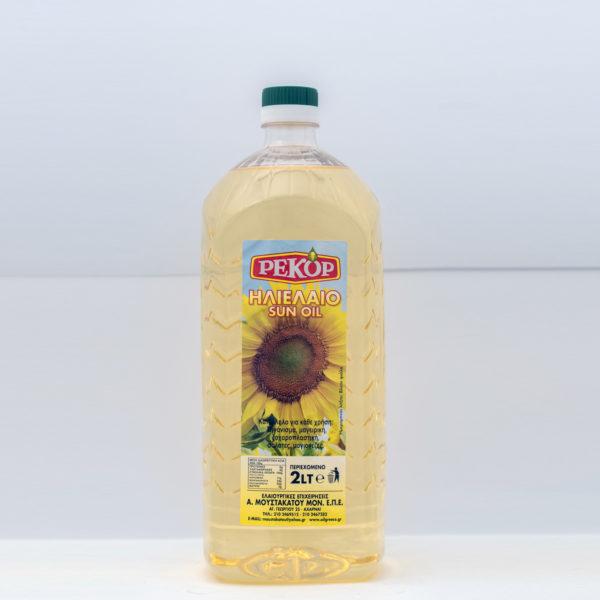 sunflower oil 2lt RECOR