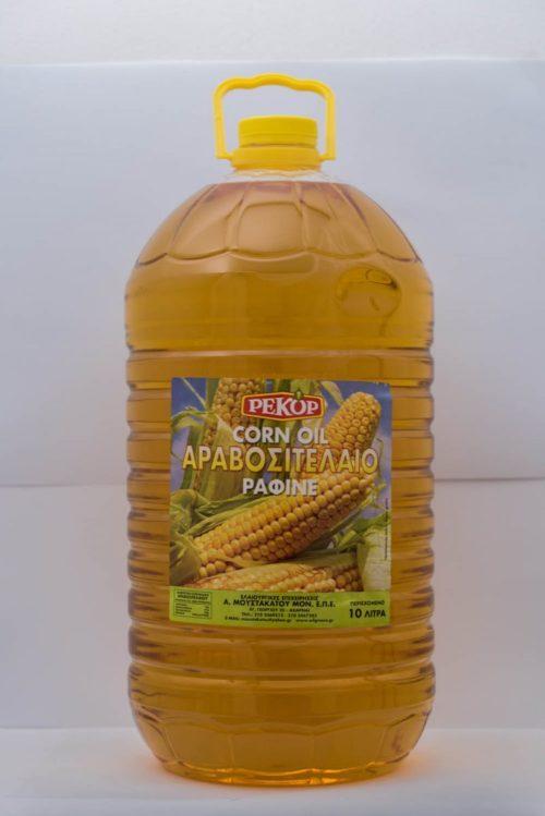 Αραβοσιτέλαιο 10 λτ
