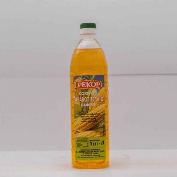 Αραβοσιτέλαιο 1 lt